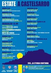 910...la STORIA continua...con gli eventi dell'estate 2012 a Castelsardo