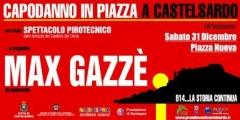CAPODANNO IN PIAZZA A CASTELSARDO - XVI edizione