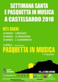Settimana Santa e Pasquetta in Musica a Castelsardo - 17^ edizione